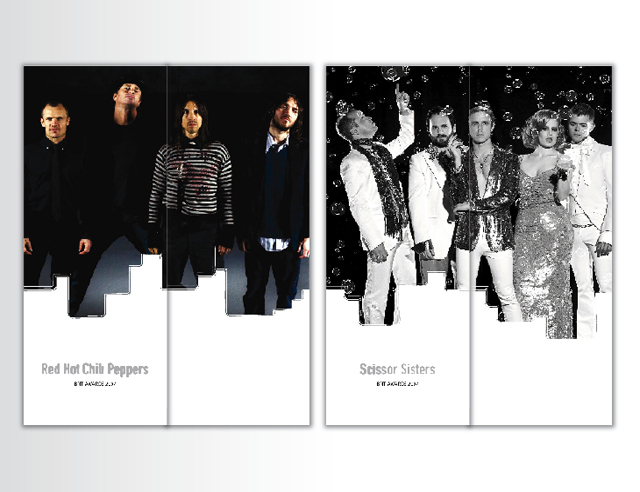 Publishing – The BRIT Awards magazine and programme 2007