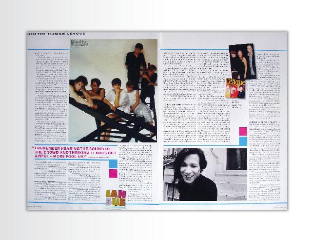 Publishing – Q magazine
