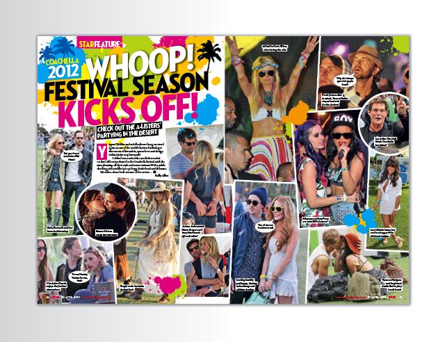Publishing – Star magazine