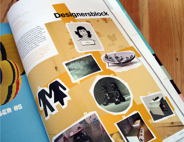 Publishing – Mix Residence book