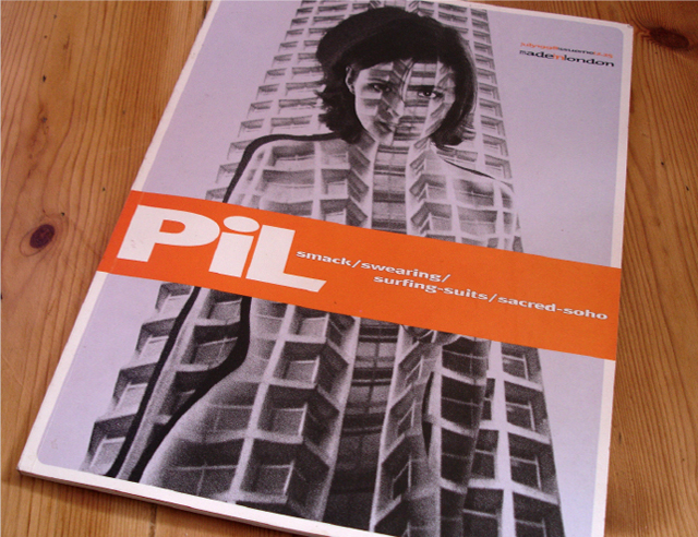 Publishing – PIL magazine