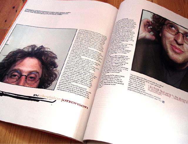 Publishing – PIL magazine