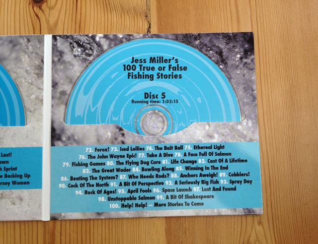Jess Miller CD music artwork chris morris design