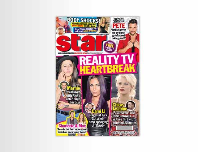 Publishing – STAR & New! magazines