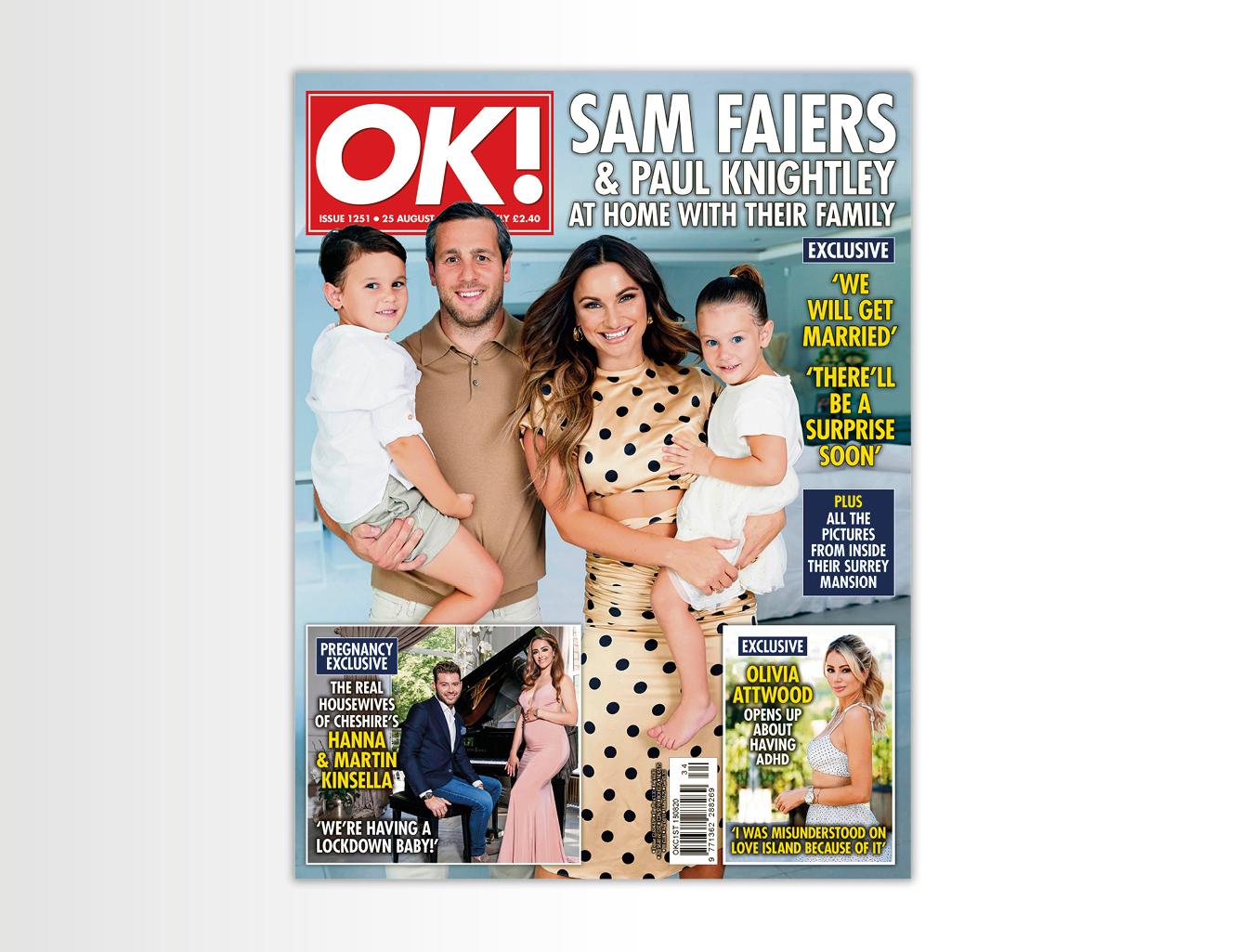 Publishing – OK! and New magazines